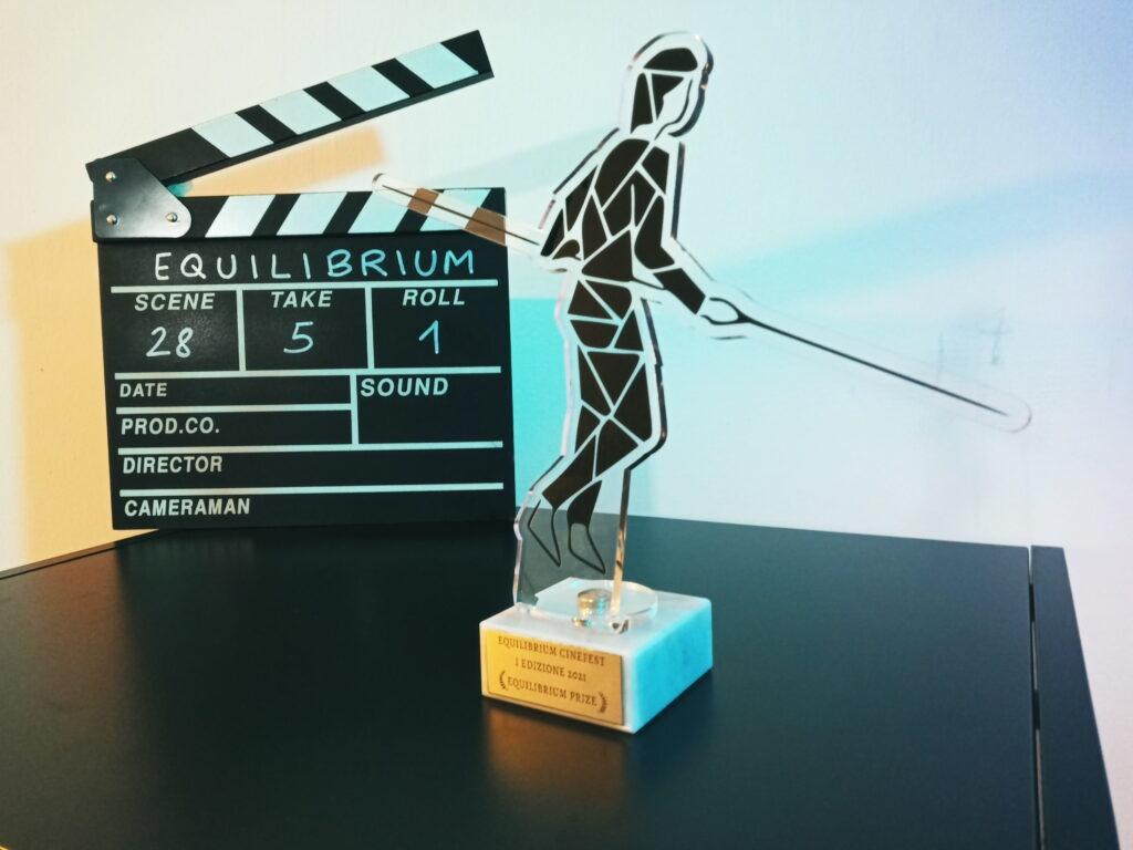 Equilibrium Prize - vincitore Equilibrium CineFest