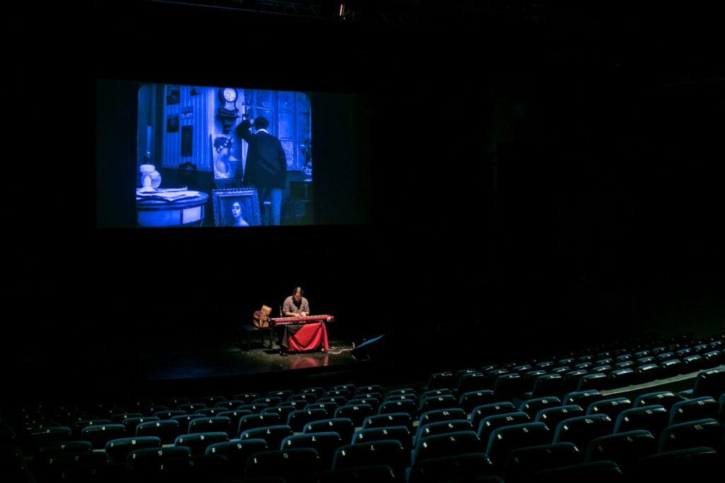 elio biffi live - brucia ancora - festival cinema - bergamo film meeting