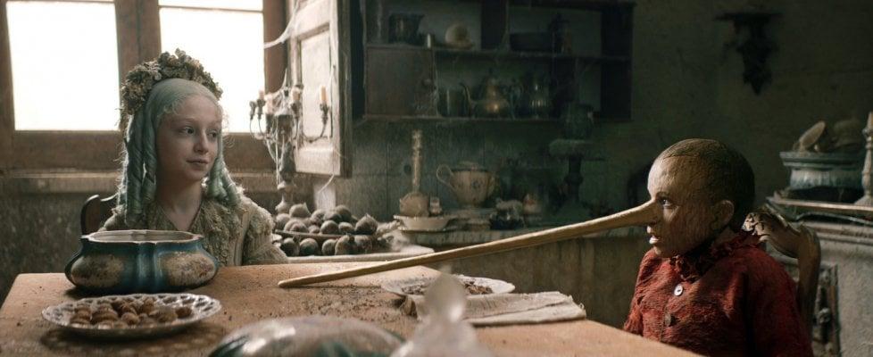 Pinocchio e la Fata turchina - scena Pinocchio (2019) - Matteo Garrone